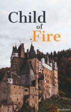 Child of Fire by LazyFirebird