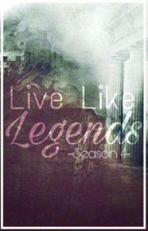Live Like Legends 4 by smukezz