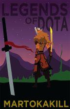 Legends of Dota by martokakill