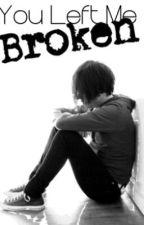 You Left Me Broken - A Poem by foreversusan