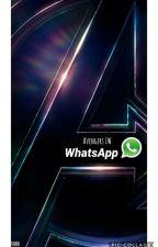 WhatsApp || InfinityWar by DulceRmzam