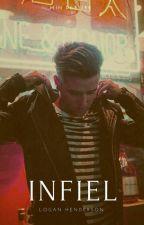 Infiel ; Logan Henderson  by DessHenderson