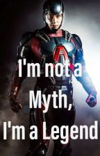 I'm Not A Myth, I'm A Legend (Ray Palmer fanfic) by meowella5