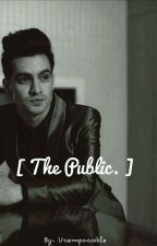 [The Public.] // B.U x Reader by Uriempossible