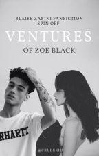 Ventures of Zoe Black   Spin off   2 by crudekid