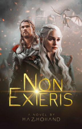 Non Exieris ⎊ 𝐓𝐇𝐎𝐑 𝐎𝐃𝐈𝐍𝐒𝐎𝐍 by hazholland