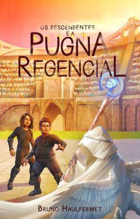Os Descendentes e a Pugna Regencial by brunohaulfermet