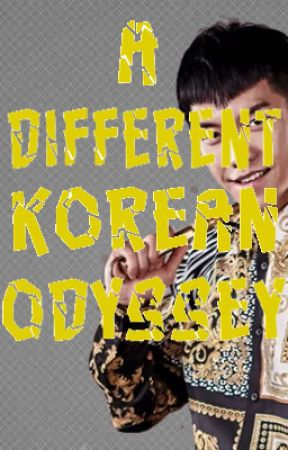 A Different Korean Odyssey (Fanfiction) by monyekyoyahibari