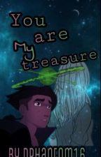 You are my Tresure (Jim Hawkins X Lectora) by Dphantom16