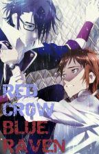 Red Crow Blue Raven //SARUMI// by pixlecheerios