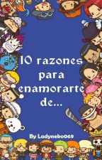 10 razones para enamorarte de... [One piece] by Ladyneko069