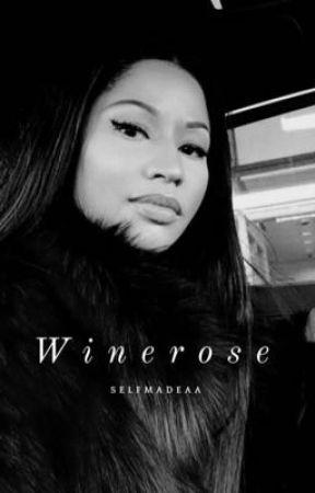 Winerose  by SelfMadeAA