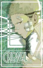 Carnal - Kyōtani x Reader -Haikyuu!!  by WombatSquid