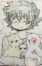 The love for their Izuku by Flowertalek