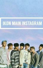 iKON Main INSTAGRAM by sekayliin