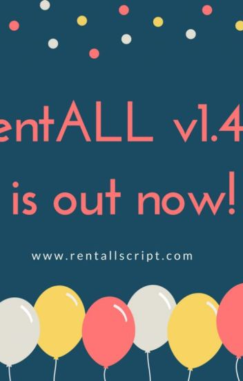 A new generation of RentALL is here - Introducing RentALL - Airbnb Clone v1.4.0