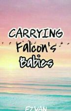 Carrying Falcon's Babies by EZVan11