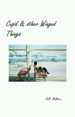 Cupid & other Winged Things by realpeculiar
