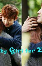 Lucky Girl for EXO  by user16413578