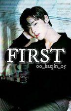 FIRST || PARK JIHOON by 00_Baejin_05