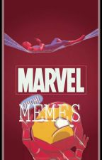 MARVEL MEMES😃 by Wolfcore227