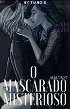 O Mascarado Misterioso (HIATUS) by TiaNoir
