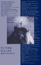 Flying Killer by EliskaKai1