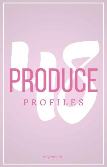 Produce 48: Profiles [P101 S3] - ミ☆ - Wattpad