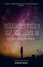 Characters By Zodiac 2 by amdetmer