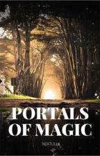 Portal of Magic by Diyanate