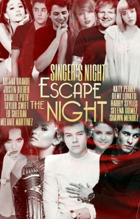 EDITING) ESCAPE THE NIGHT: SINGER'S NIGHT - SEASON 2 TAROT