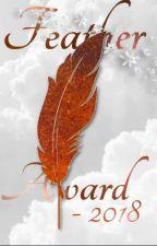 Feather-Award 2018 by FeatherAwardx