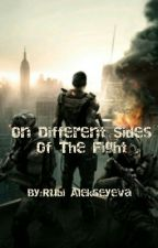 On Different Sides Of The Fight by Rubi_Alekseyeva