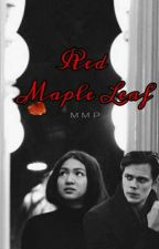 Red Maple Leaf by AMMPEDU