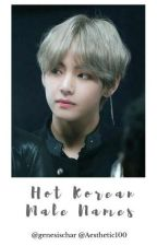 Hot Korean Male Names by Aesthetic100
