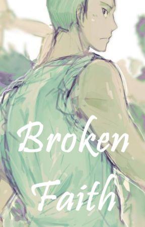Broken Faith   Tanaka Ryunosuke x Reader by Pink_Salad
