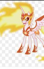 My little Pony : Daybreaker by Dragon-Pony