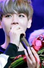 arrange With Baekhyun my eye liner guy by SamKhoo0