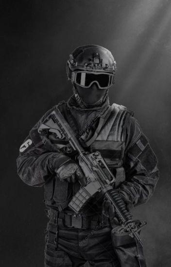 white mask a recruit origin ugandanrecruit wattpad