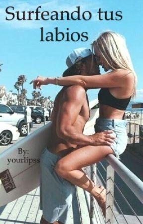 Surfeando tus labios by yourlipss