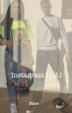 Instagram || d.l  by flikee