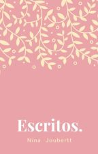 Escritos. by NinaJoubertt