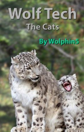 Wolf Tech - The Cats by Wolphin5