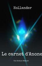 Le carnet d'Anone by Andyslilou
