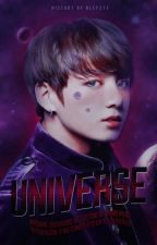 Universe ❀『•TaeKook•』 『•Omegaverse•』 by Bleyz11