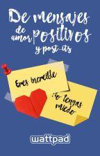 De mensajes de amor positivos y post-it by lgbtqES