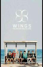 BTS~end by min_rrona