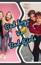 Bad Boys Vs Bad girls ( Jumelles Vs Jumeaux ) En pause  by noxmix15