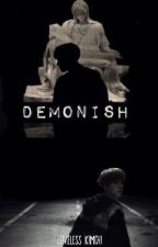 Demonish - Yoonseok by taegicakes