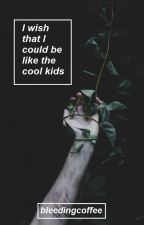 I wish that I could be like the cool kids » Larry Stylinson by bleedingcoffee